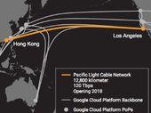 Google et Facebook vont tirer un câble sous-marin transpacifique entre Hong Kong et Los Angeles