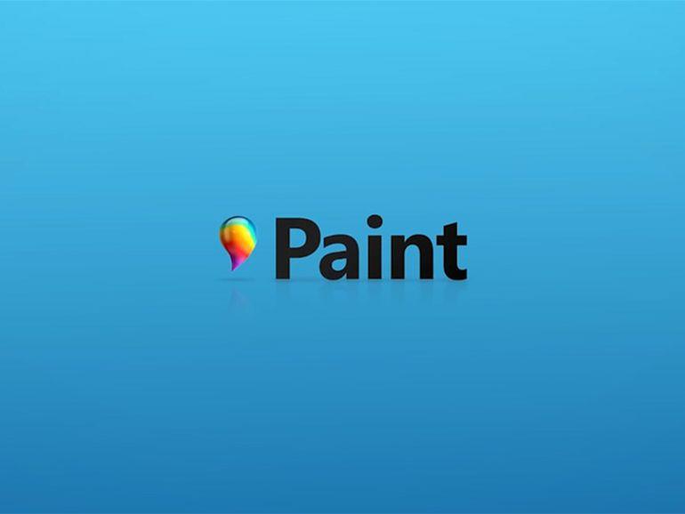 Paint : refonte de l'application avec support de la 3D