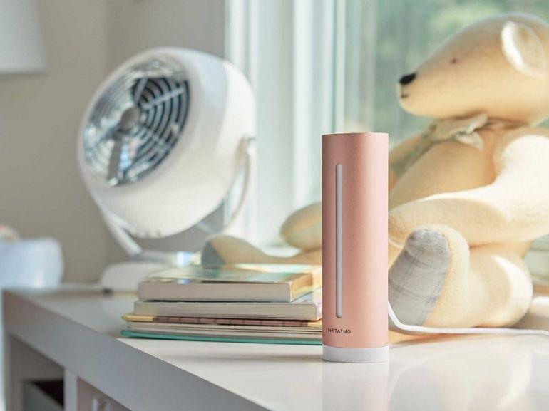 Netatmo présente Healthy Home Coach pour optimiser l'environnement de votre maison