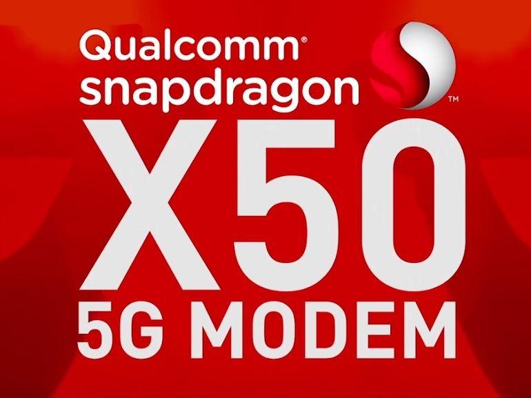 Qualcomm X50, le premier modem 5G pour smartphone