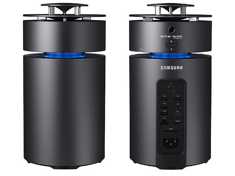 ArtPc Pulse : un étrange PC cylindrique chez Samsung