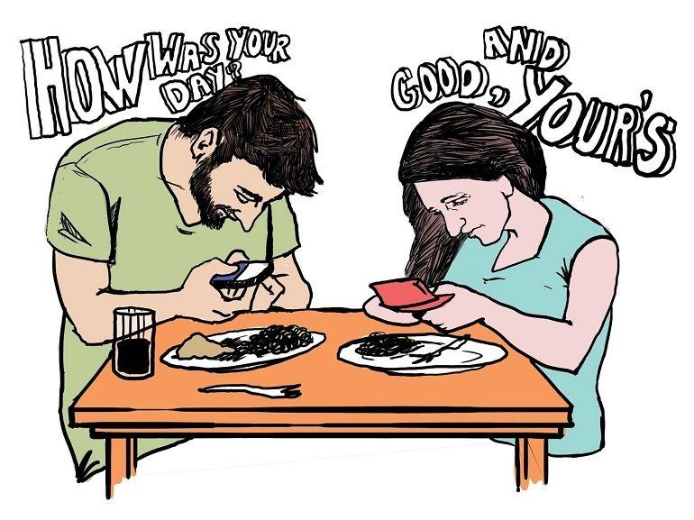 Smartphone addicts : comment la technologie nous rend impatients, idiots et stressés