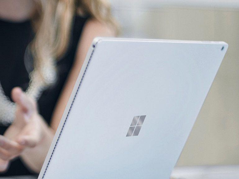 PC Surface tout-en-un : première image de son clavier ?