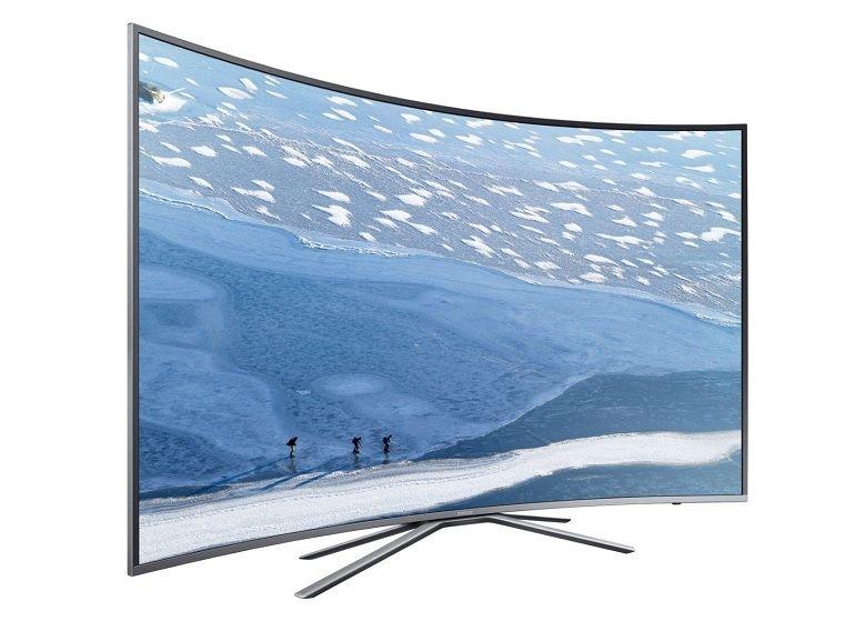 Bon plan : téléviseur 4K incurvé Samsung 140 cm + barre de son à 1200€ au lieu de 1749€