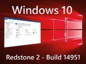 Windows 10 build 14951 : Windows Ink prend place dans l'appli Photos