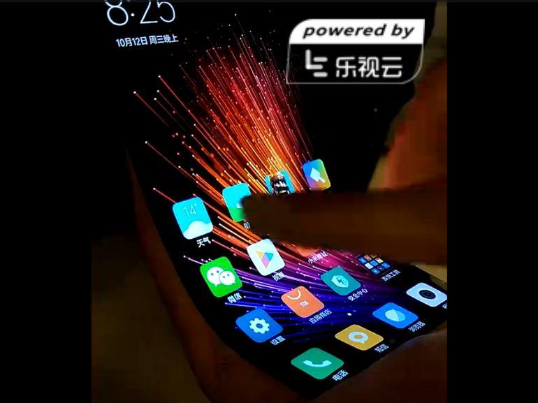 Xiaomi travaillerait aussi sur des écrans pliables
