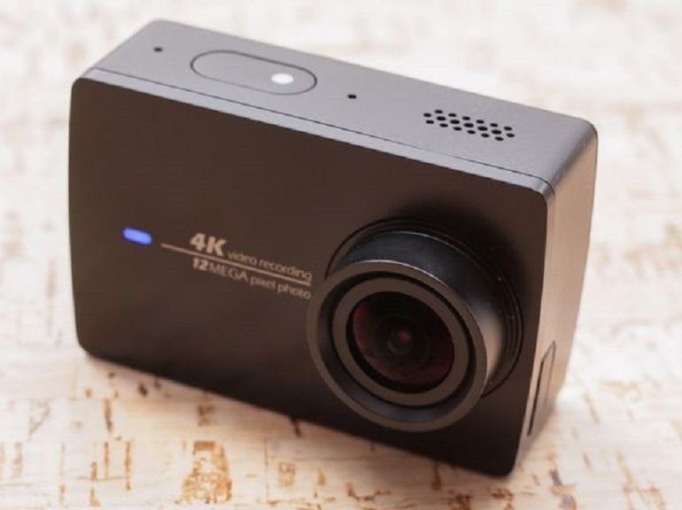 Bon plan : l'action cam YI 4K + boitier de protection à 125€ au lieu de 200€