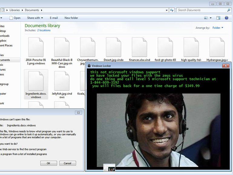 Microsoft alerte sur les arnaques au support diffusées par email
