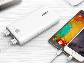 Bon plan : Aukey batterie Externe 20.000 mAh à 25€ au lieu de 50€