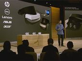 Casques VR Microsoft : la réalité virtuelle abordable dans une conférence en décembre