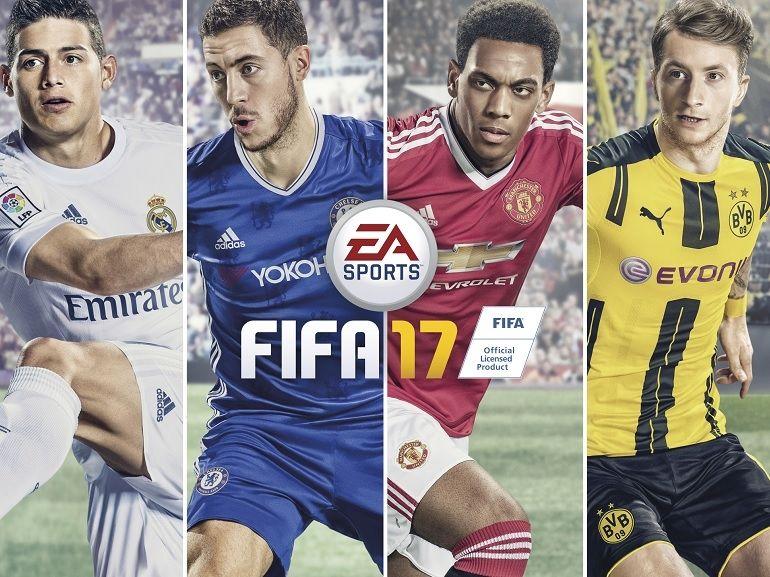 FIFA 17 : essai gratuit tout le weekend