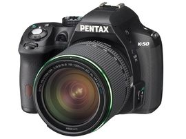 Bon plan : Reflex Pentax K-50 + Objectif 18-55 WR à 329€ au lieu de 449€