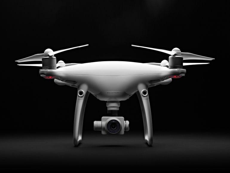 DJI Phantom 4 Pro: plus d'autonomie et une caméra 4K 60IPS