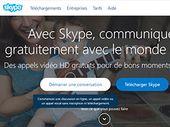 Skype : plus besoin de compte pour lancer une conversation