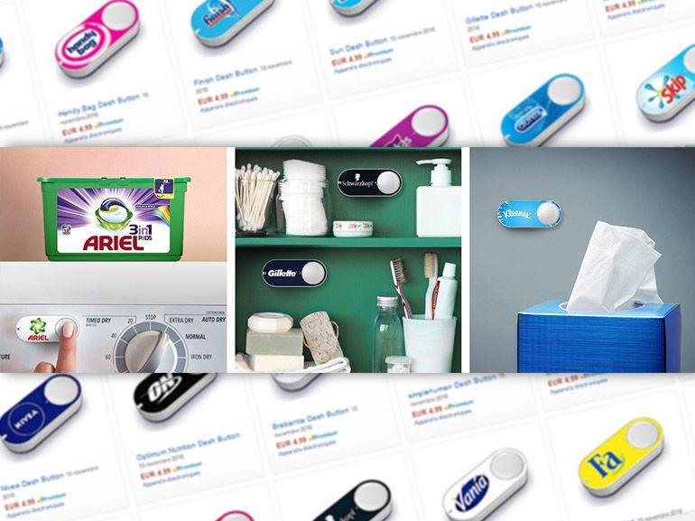 Dash Button Amazon : le bouton d'achat tient-il ses promesses ?