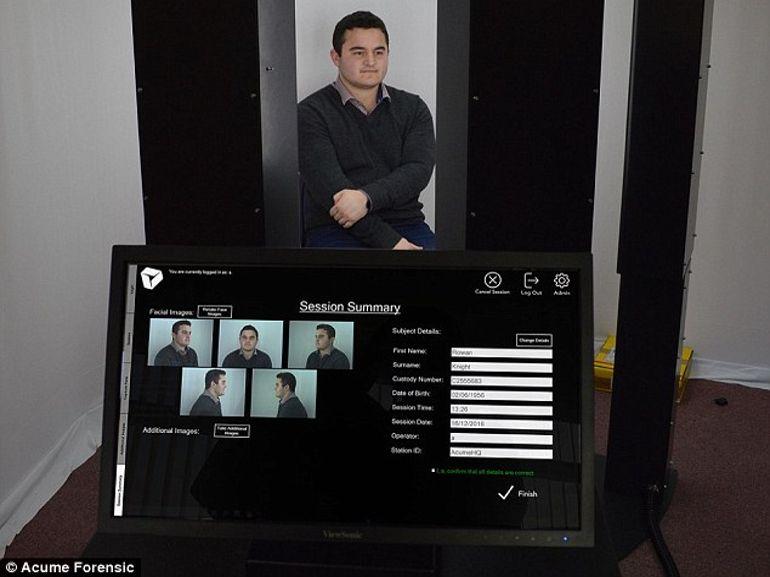 Une IA capable d'identifier un criminel à partir d'un cliché de son oreille