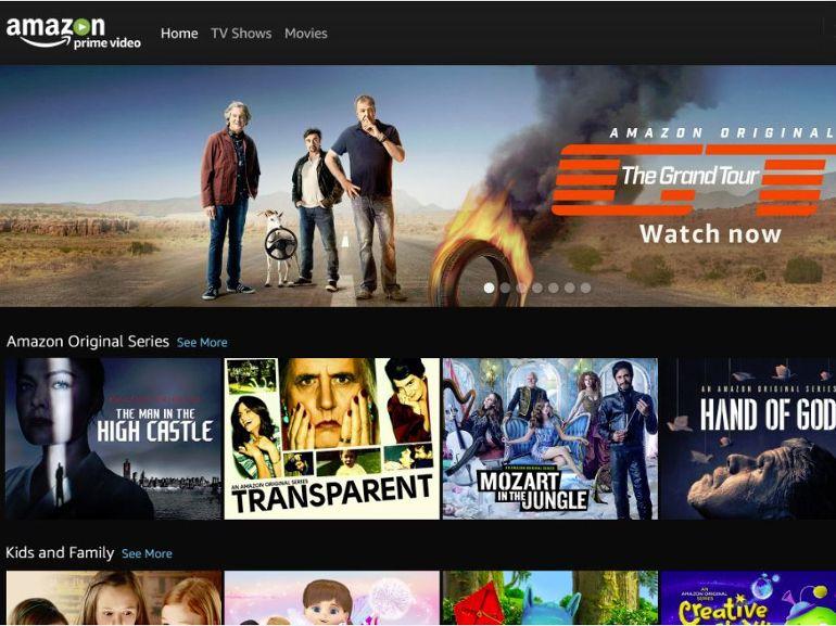Prime Video: le Netflix d'Amazon arrive en France