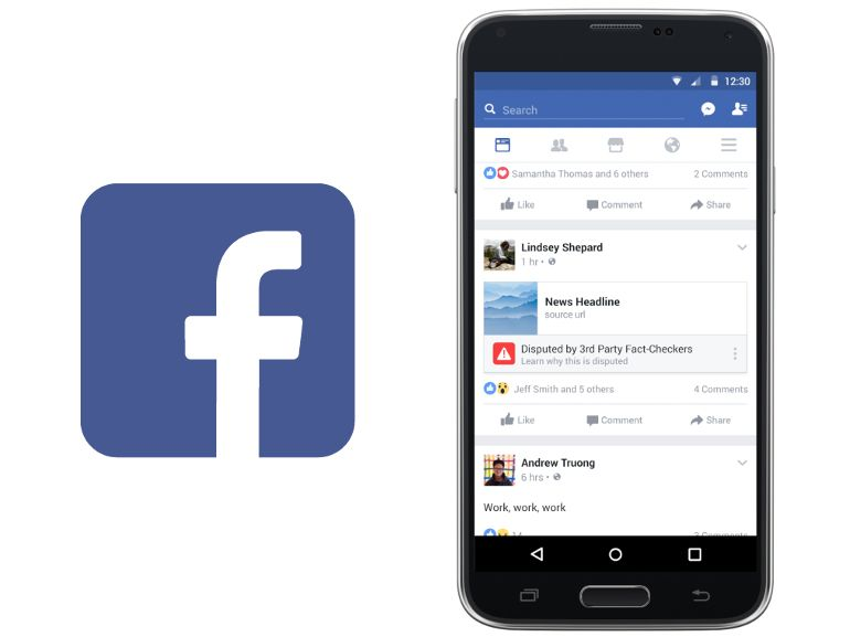 Facebook : nouvelle offensive contre les fausses informations