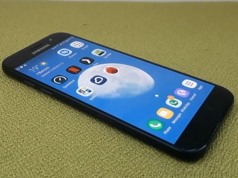 Samsung Galaxy A5 (2017), la fiche technique fuite sur la toile