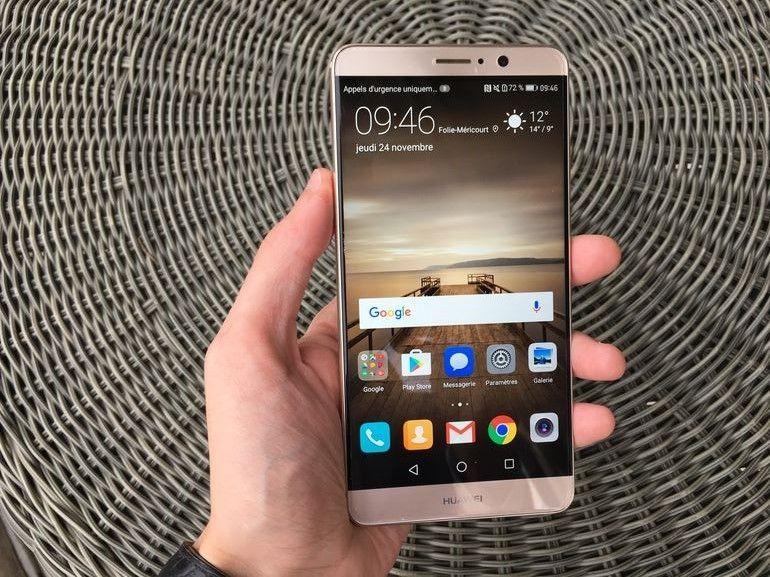 Bon plan : Huawei Mate 9 à seulement 429€