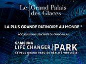 Réalité virtuelle: le parc d'attractions de Samsung de retour à Paris