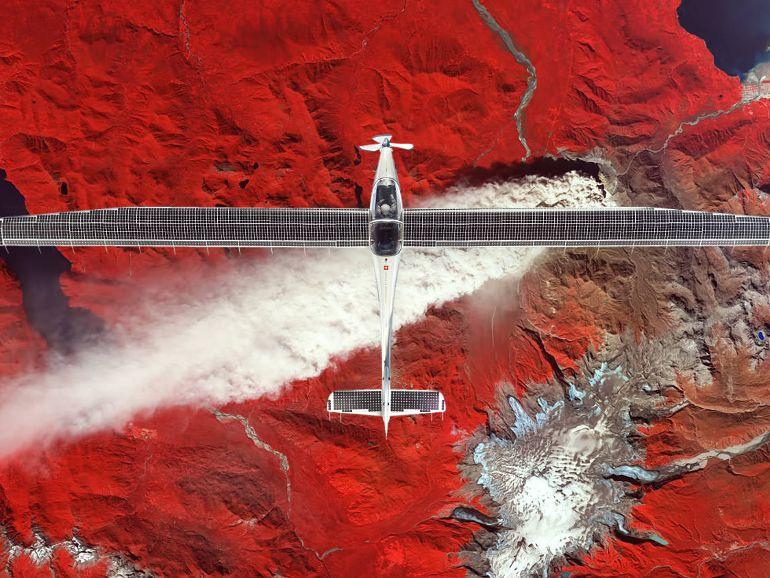 SolarStratos: l'avion solaire qui voulait «flirter» avec l'espace