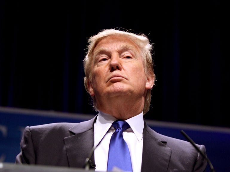 Trump vient de sauver le fabricant de smartphones ZTE