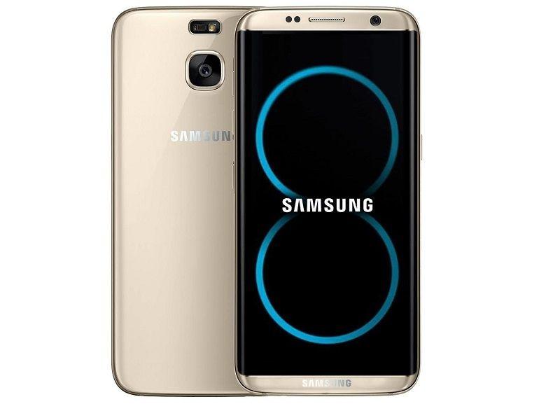 Samsung Galaxy S8 : une photo confirmerait l'écran bord à bord