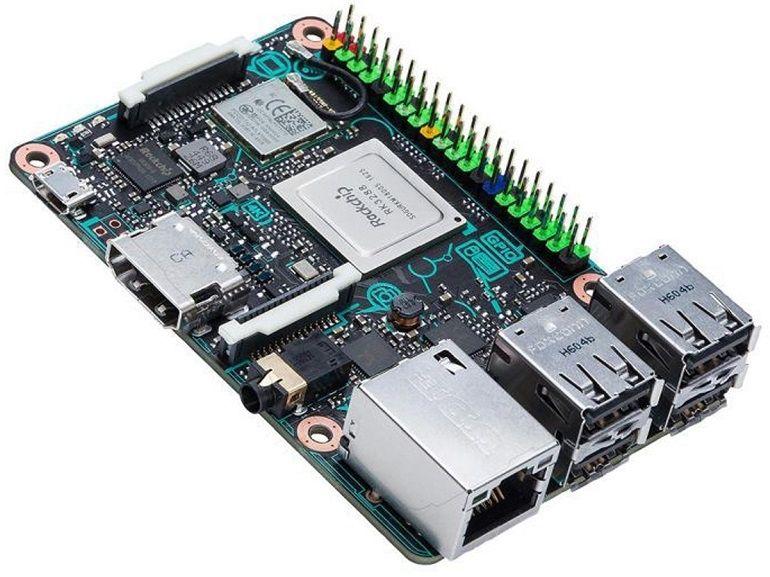 Tinker Board : Asus lance un Raspberry Pi