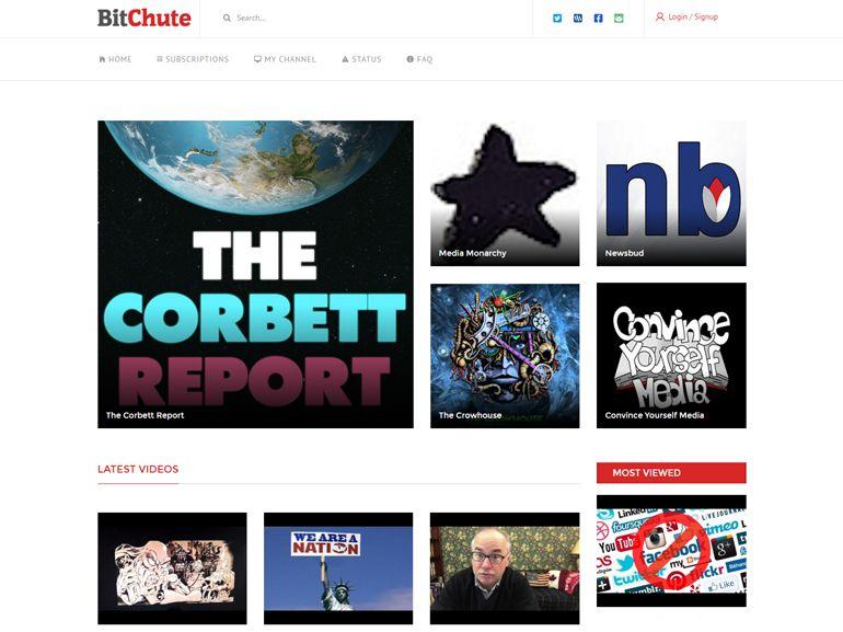BitChute : un YouTube sans censure... ni modération