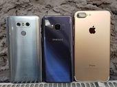 Samsung et Apple dominent le marché français du smartphone