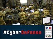 Cybersécurité : le ministère de la défense attaqué des milliers de fois en 2016