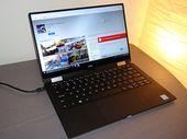 Dell XPS 13 convertible : prise en main d'un beau PC, mais pas sans compromis