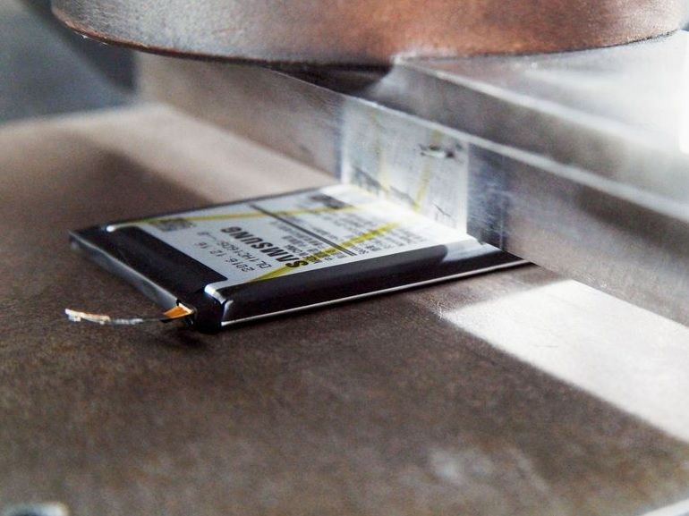 "Samsung Galaxy S8 : des batteries ""made in Japan"" ?"