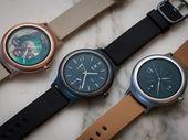 Android Wear 2.0 est disponible, deux montres connectées LG pour inaugurer les nouveautés