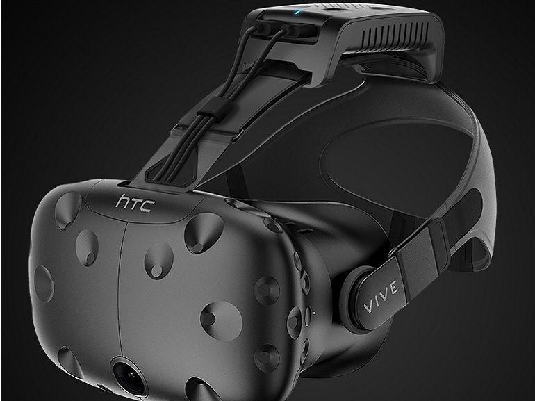 CES 2017 : le casque HTC Vive passe au sans-fil