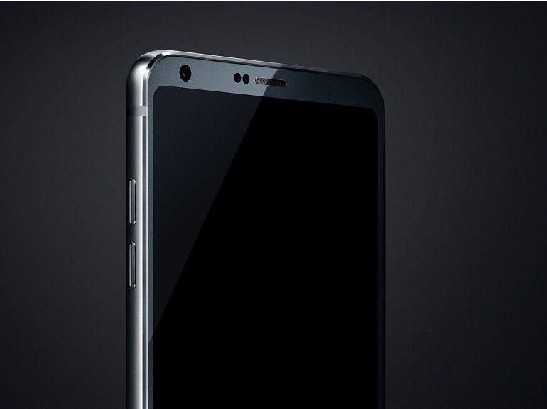 LG G6 : la résistance à l'eau au détriment de la batterie amovible