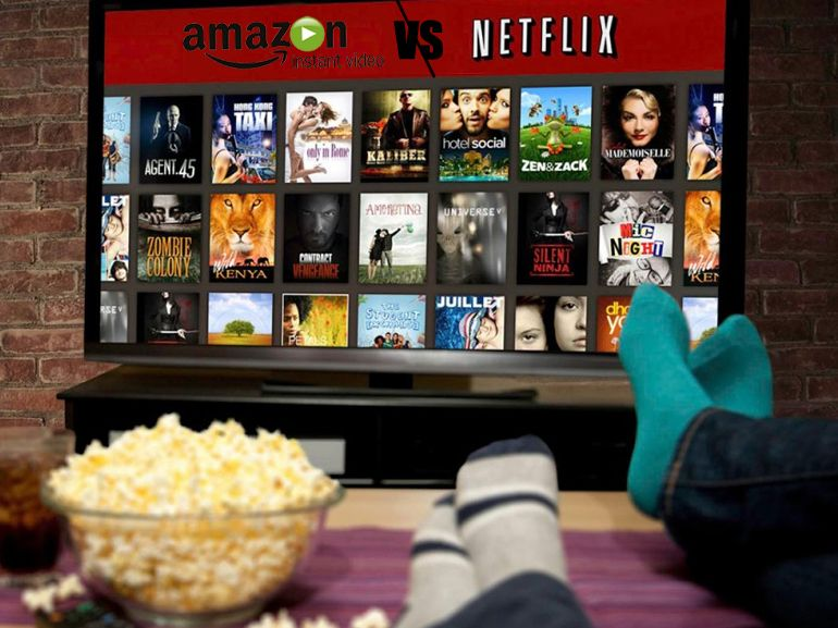 Netflix vs Amazon Prime Video, qui est le meilleur sur le streaming ?