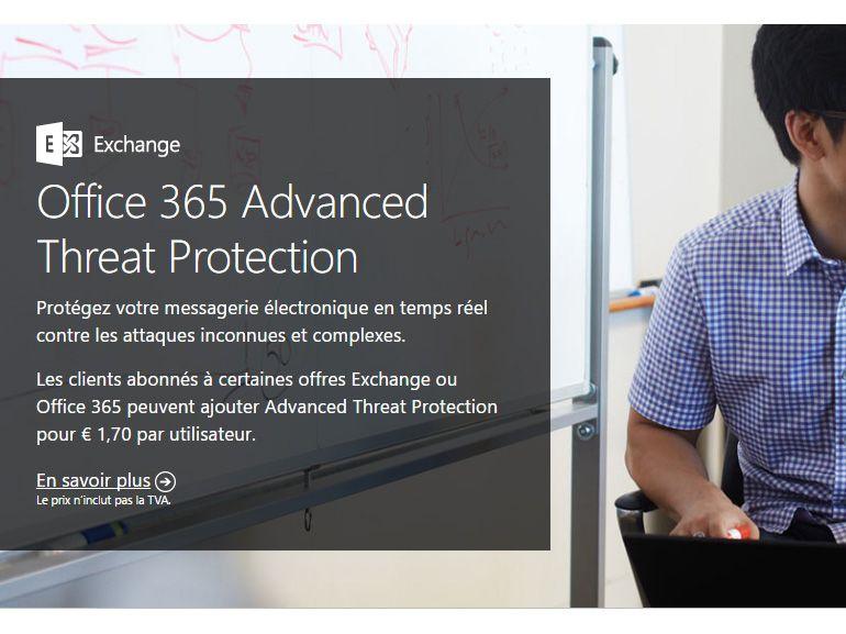 Office 365 : un nouvel outil pour lutter contre les emails piégés