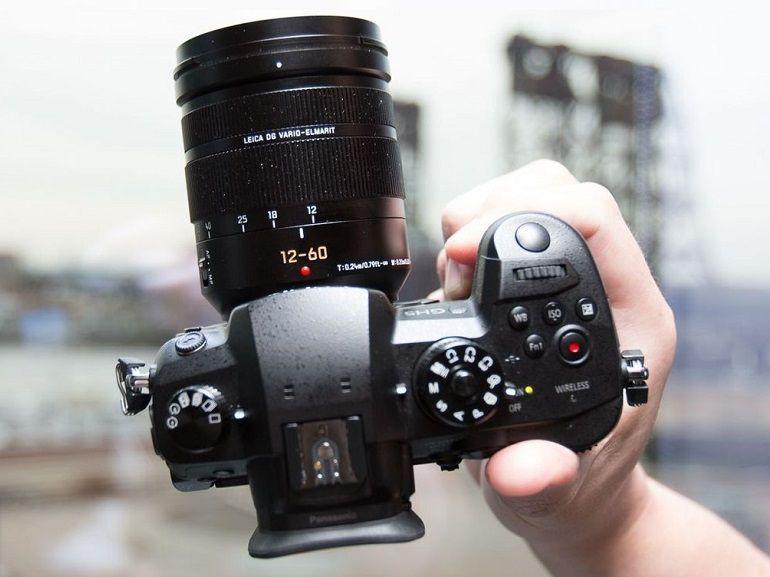 Panasonic Lumix GH5, la prise en main
