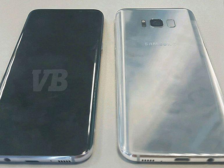 Samsung Galaxy S8 : une image et une sortie le 29 mars finalement ?