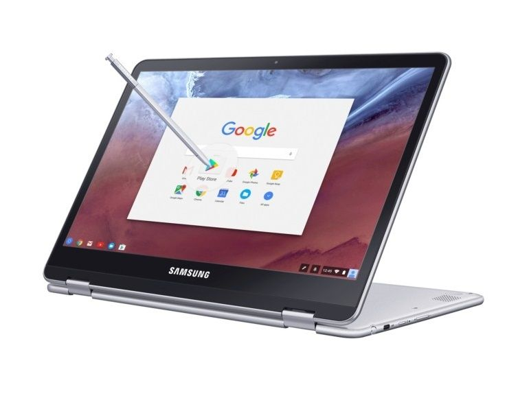 CES 2017 : des Chromebook qui font tourner nativement les applications Android chez Samsung
