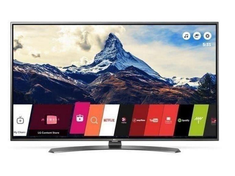 Bon plan : Smart TV LG 55 pouces 4K HDR à 599€