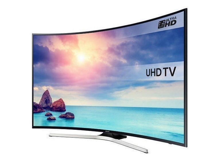 Bon plan : Smart TV Samsung 4K incurvée à 399€ au lieu de 749€