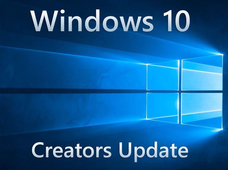 Windows 10 Creators Update : une sortie planifiée pour le mois d'avril