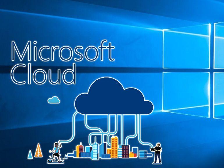 Windows 10 : une interface unifiée et un système dans le cloud ?