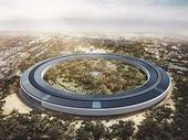 Apple Park, le campus révolutionnaire imaginé par Steve Jobs inauguré en avril