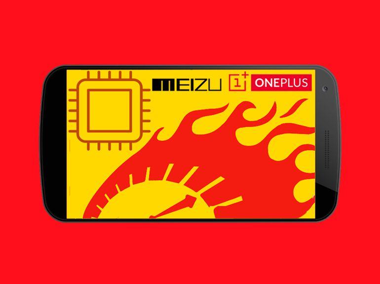OnePlus et Meizu accusés (à leur tour) de tricher aux tests de performance