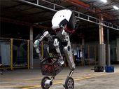 Boston Dynamics : Handle, un nouveau robot mais toujours pas de projet commercial