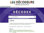 Décodex : Le Monde lance un outil de lutte contre les